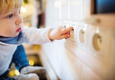 Enfants à la maison : comment éviter les accidents domestiques ?