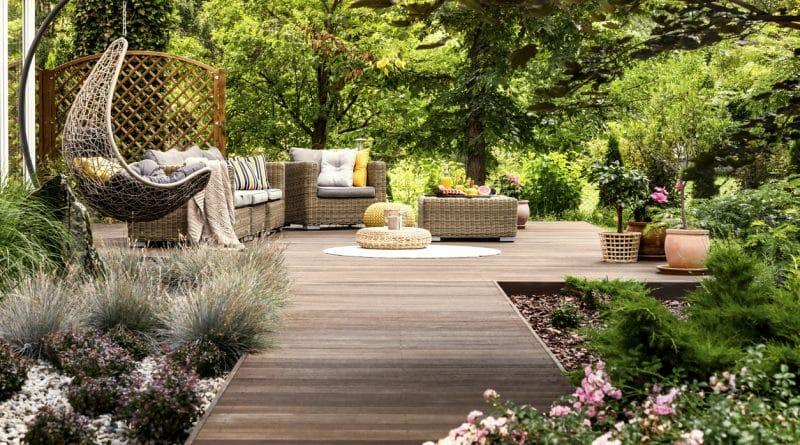 jardin lounge