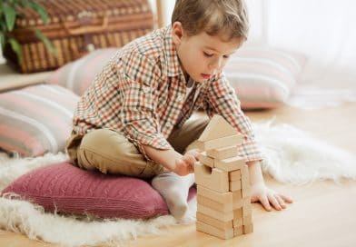 Comment créer un espace de jeu pour enfants dans votre salon ?
