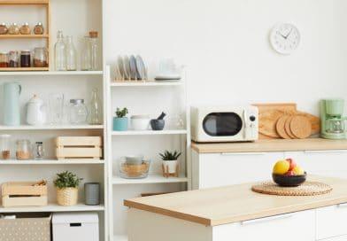 Comment gagner de la place dans une petite cuisine ?